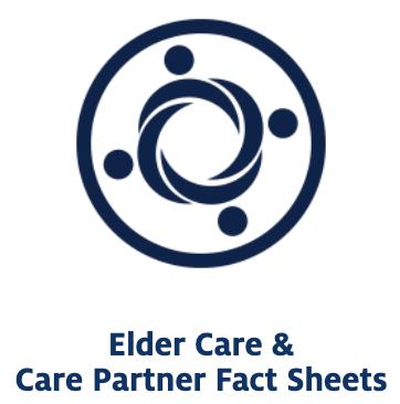 Logo Elder Care & Care Partner Fact Sheets