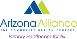 Logo Arizona Alliance primary Health care for all