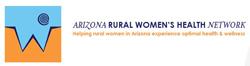 Logo for AZ Rural women