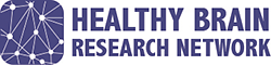 Logo for healthy brain research network