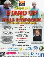 Falls Symposium poster