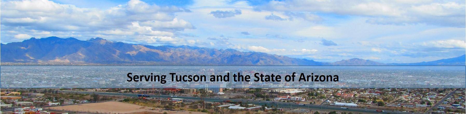 View of Tuscon